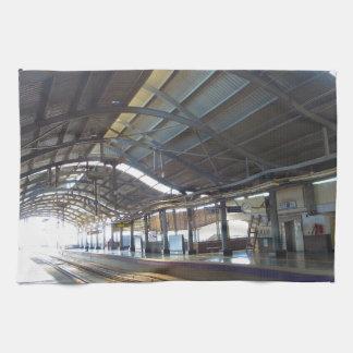 Landmark Landscapes AWESOME DELHI METRO Railway Towels