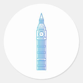 Landmarks - Big Ben Sticker