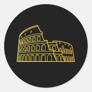 Landmarks - Coliseum Sticker
