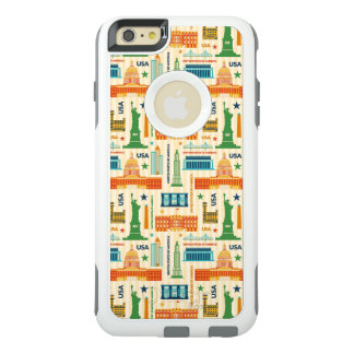 Landmarks of United States of America OtterBox iPhone 6/6s Plus Case