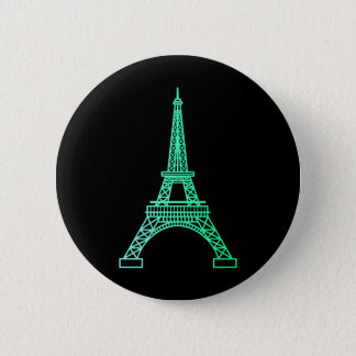 Landmarks - The Eiffel Tower Button