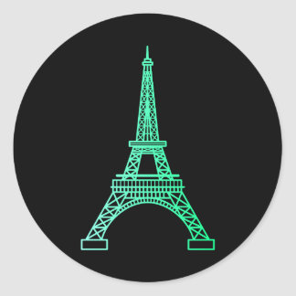Landmarks - The Eiffel Tower sticker
