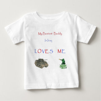 landon front baby T-Shirt