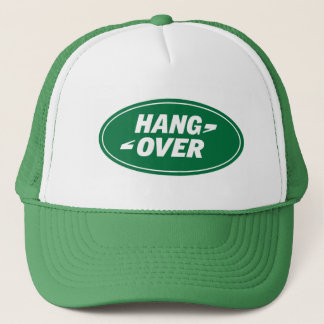 landrover.hang.over trucker hat