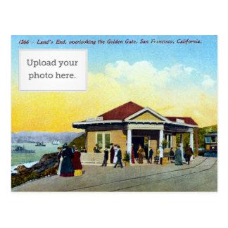Land's End 2 Postcard