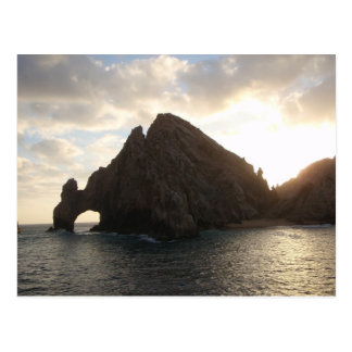 Lands End Cabo San Lucas Postcard