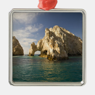 Land's End, The Arch near Cabo San Lucas, Baja Metal Ornament