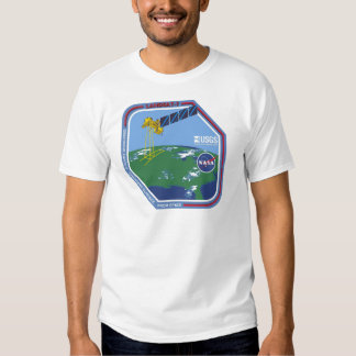 Landsat 7  Program Logo T-shirts