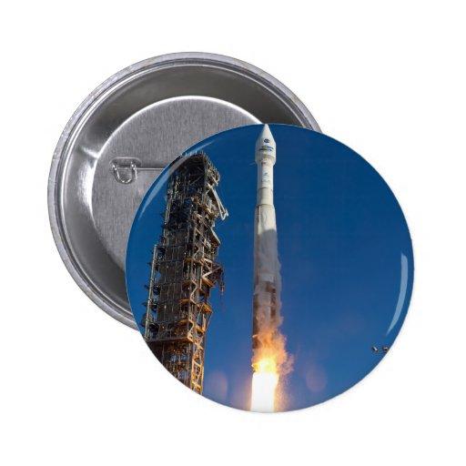 Landsat Spacecraft Launch Pins