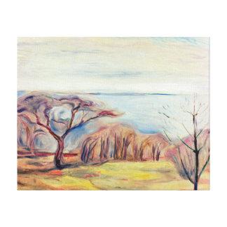 Landscape, 1905 impressions sur toile