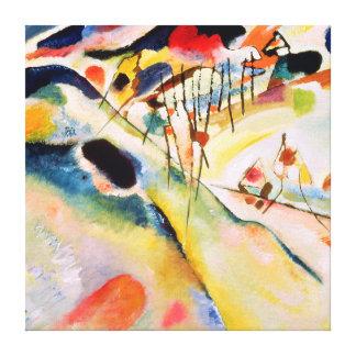 Landscape, 1913 toile tendue