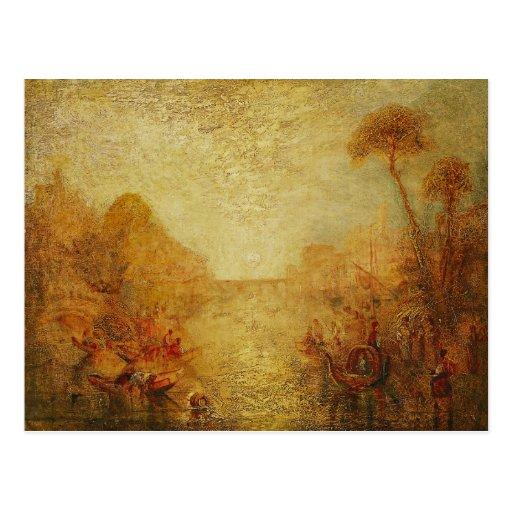 Landscape 3 postcards
