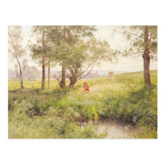 Landscape 3 postcard