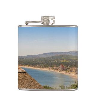 Landscape Aerial View Piriapolis Uruguay Flasks