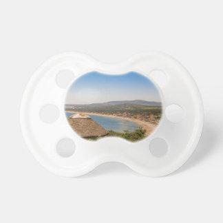 Landscape Aerial View Piriapolis Uruguay Pacifier