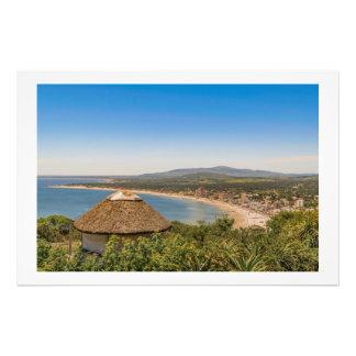 Landscape Aerial View Piriapolis Uruguay Photo
