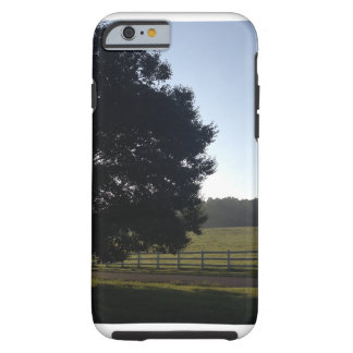 Landscape and Trees Phone Case