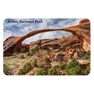 Landscape Arch - Arches National Park - Utah Magnet