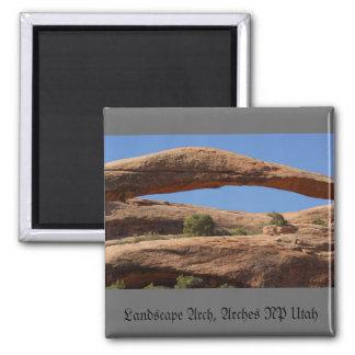 Landscape Arch Magnet