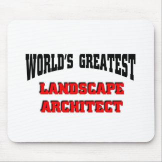 Landscape Architect Mouse Pad