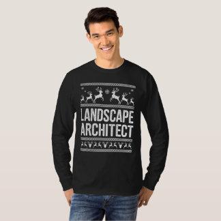 Landscape Architect Ugly Christmas Sweater