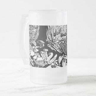Landscape Art Beer Glass Stanley Park Eco-Art Mugs