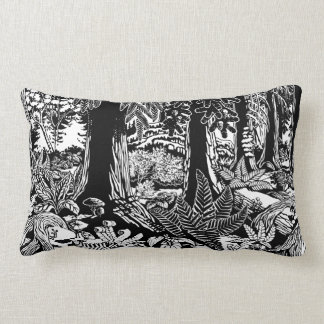 Landscape Art Throw Pillows Canada Lanscape Gifts