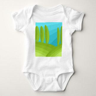 Landscape Baby Bodysuit