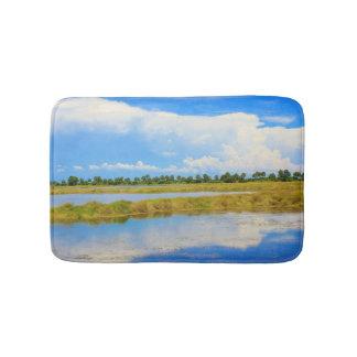 Landscape bathmat