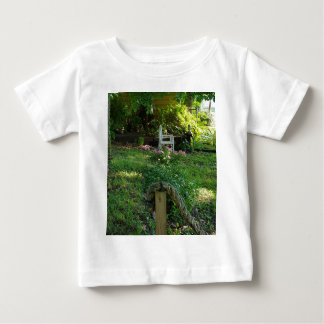 landscape Beauty of Nature Among the ivy Baby T-Shirt