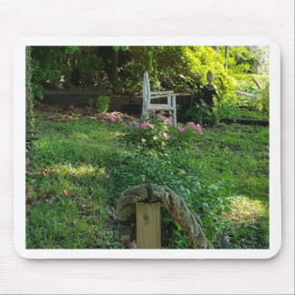 landscape Beauty of Nature Among the ivy Mouse Pad