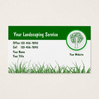Landscape Business Cards_5 Business Card