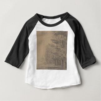 Landscape creation of Jesus Christ Baby T-Shirt