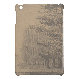 Landscape creation of Jesus Christ iPad Mini Cases