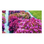 Landscape Designer Profile Card - Customizable Business Card Templates