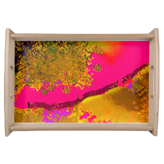 Landscape-Evening Sun-Serving_Vanity Tray