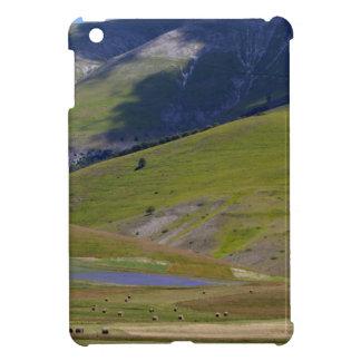 Landscape in the Sibillini Mountains in Italia iPad Mini Cover