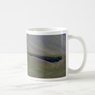 Landscape in the Sibillini Mountains in Italy Coffee Mug