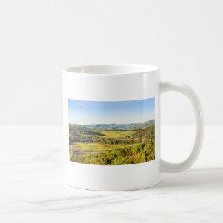 Landscape in Tuscany, Italy Coffee Mug