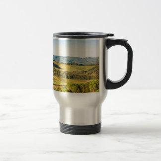 Landscape in Tuscany, Italy Travel Mug