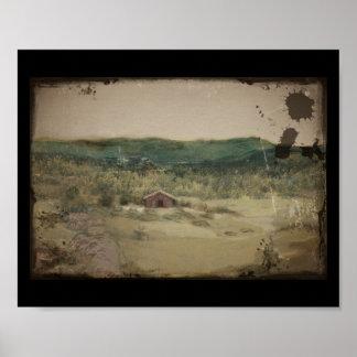 Landscape (Landskap) Poster