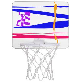Landscape Mini Basketball Hoop