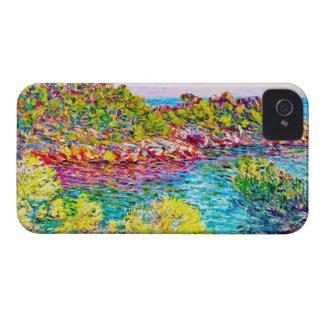 Landscape near Montecarlo, 1883 Claude Monet Case-Mate iPhone 4 Cases