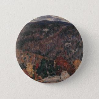 Landscape No. 25 2 Inch Round Button