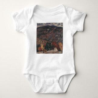 Landscape No. 25 Baby Bodysuit