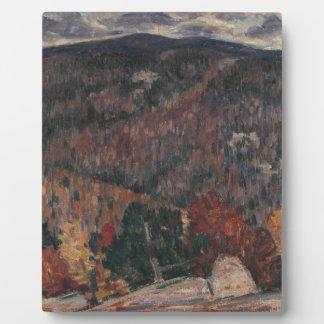 Landscape No. 25 Plaque