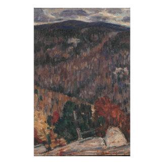 Landscape No. 25 Stationery