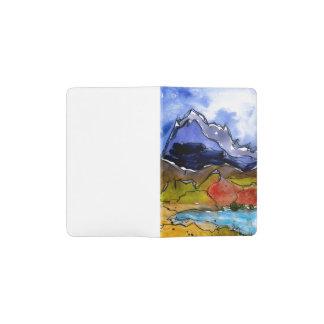 Landscape November 20 Pocket Moleskine Notebook