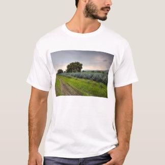 Landscape Of Blue Agave T-Shirt