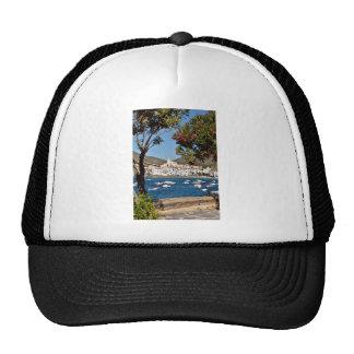 Landscape of Cadaqués in Spain Trucker Hat